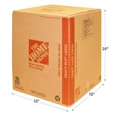 Microwave Cart Home Depot The Home Depot 18 In L X 18 In W X 24 In D Heavy Duty Large Box