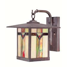 shades of light outlet lighting shop outdoor wall lights at lowes com l post gorgeous