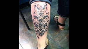 60 best calf tattoos for men and women u2013 find yourself youtube