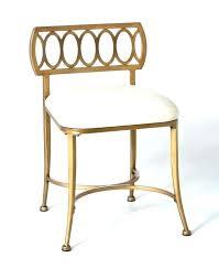rose gold vanity table gold vanity chair bellepoqphoto com