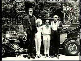 imagenes de la familia herman monster documental la familia monster en español youtube