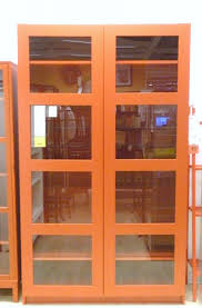 Bookshelves Glass Doors by Bergsbo Bookcase W Glass Doors 249 Decorating Ideas