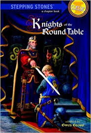 Knights Of The Round Table Names Amazon Com Knights Of The Round Table A Stepping Stone Book