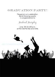 graduation party invitation templates cloveranddot com