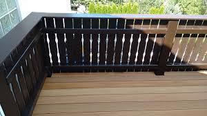 handlauf holz balkon montagebetrieb weiland sanierung holzbalkon longk