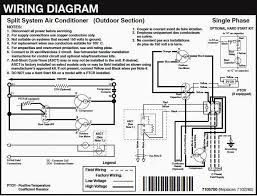 wiring diagram for air conditioner wiring diagram simonand