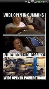 Cummins Meme - hahaha poor powerstrokes blowin smoke cummins pinterest