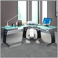 office max l shaped desk l shape glass desk glass l shaped desk l shaped glass top desk