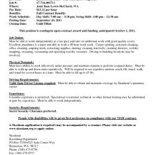 Internal Resume Cover Letter Internal Resume Format Internal Resume Format Format