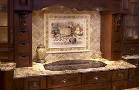 appliances white cabinets black granite countertops white subway