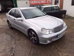 2005 mercedes c200 cdi se 2 1 diesel manual drives well mot 10