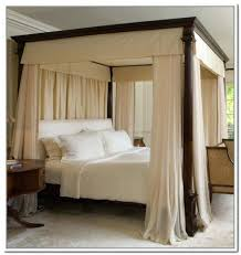 Poster Bed Canopy Bed With Drapes Contemporary Pink Canopy Bed Curtains Four Poster