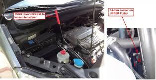 honda crv air conditioner compressor diy 2007 honda odyssey ac compressor replacement