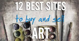 for sale by artist 12 best places to buy and sell