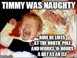 Bad Santa Meme - bad santa imgflip