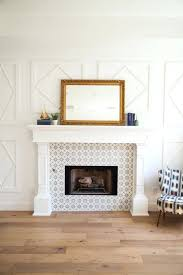 contemporary fireplace mantel design ideas modern tile best