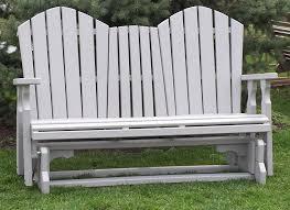 Gliding Adirondack Chairs Poly Outdoor Furniture Greene U0027s Amish Furniture