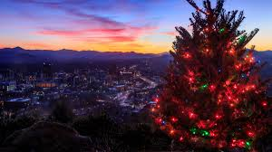 top 8 places to see holiday lights in asheville n c