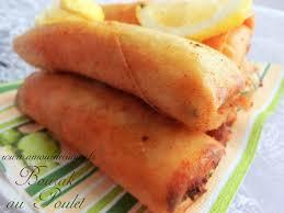 recette amour de cuisine bourek au poulet a la bechamel amour de cuisine