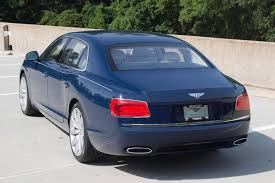 bentley continental flying spur blue 2014 bentley flying spur stock 4nc095555 for sale near vienna