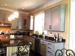 crown molding ideas for kitchen cabinets decorating charming kitchen storage ideas with elegant medallion