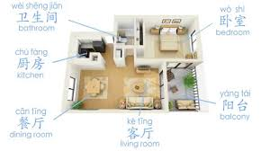 Dining Room In Living Room How To Say Living Room Dining Room Kitchen Bathroom Bedroom