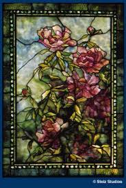 Louis Comfort Tiffany Stained Glass Glass Window By Tiffany Photo Virginia Museum Of Fine Art