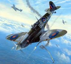 spitfire mk ix sz j lz989 316 dywizjon 19 08 1944 polskie