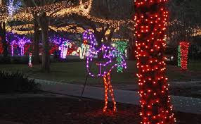 largo central park christmas lights here s where to see christmas lights in ta bay tbo com