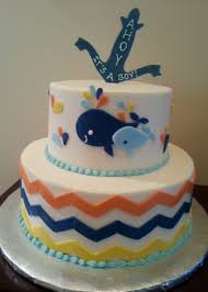 whale baby shower cake shower cakes