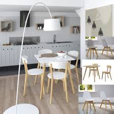 retro kitchen table and chairs set scandinavian retro kitchen furniture dining large table chair set
