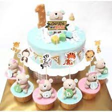 safari cake toppers jungle animal cake toppers ebay