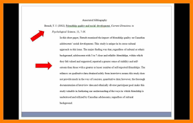 apa format directions ideas of 4 annotated bibliography apa style with how to make