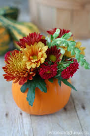 diy thanksgiving centerpiece an easy and inexpensive floral