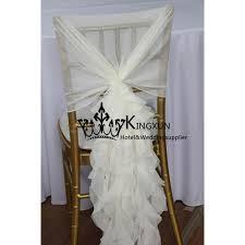 Chiavari Chair Covers Aliexpress Com Buy Nice Looking Ivory Color Chiffon Chiavari