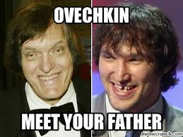 Ovechkin Meme - meets jaws