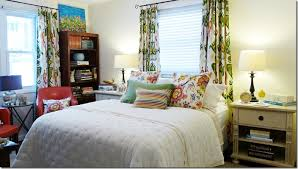Diy Bedroom Makeovers - our lake life the curtains make the room our lake life