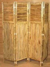 Stick Screen Room Divider - bamboo screen ebay