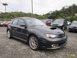 subaru metallic 2008 subaru impreza wrx sti in dark gray metallic 824537 autos