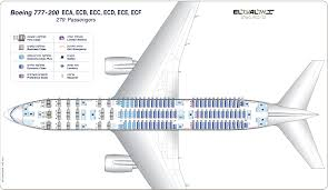 meet our fleet about el al el al airlines seating plan