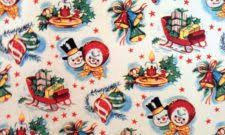 vintage christmas wrapping paper vintage christmas wrapping paper archives new country store