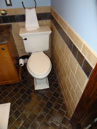 Vinyl Flooring For Bathrooms Ideas Simple 30 Bathroom Tile Flooring Options Inspiration Of 7