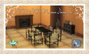 adele u0027s moroccan dining conversion by daer0n teh sims