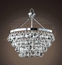 Chrome Chandeliers Clearance Style Glass Crystal 5 Light Luxury Chrome Chandelier 19