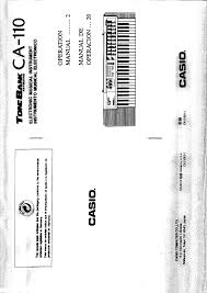 casio other ca 110 pdf user u0027s manual free download u0026 preview