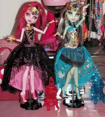 13 Wishes Lagoona Dolls Within Pictures 13 Wishes Draculaura And Frankie Reviews