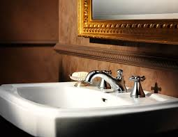widespread lavatory faucet with lever handles totousa