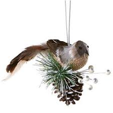 feathered bird ornaments wayfair