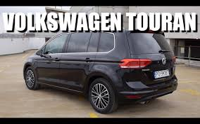volkswagen touran 2016 eng test drive and review youtube