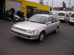 toyota corolla touring wagon 1999 toyota corolla touring wagon mt gasoline japanese used cars
